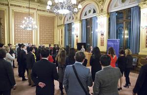 John Smith Trust's Central Asia Fellowship programme