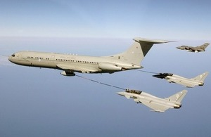 Typhoon refuel