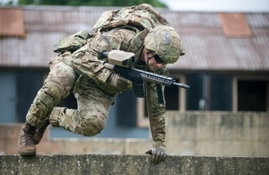 Future Soldier Vision