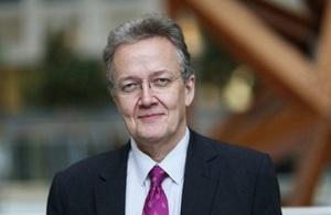 Professor Nick Hardwick