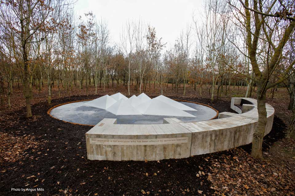 National Memorial to British Victims of Overseas Terrorism