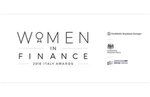 Women in Finance Italy Awards
