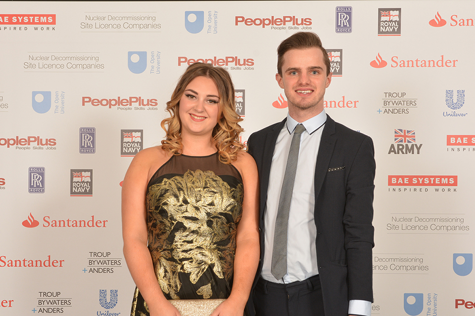 Co-hosts, Lilley Deevey and Jordan Coulton
