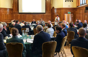 Hackitt review summit of industry leaders