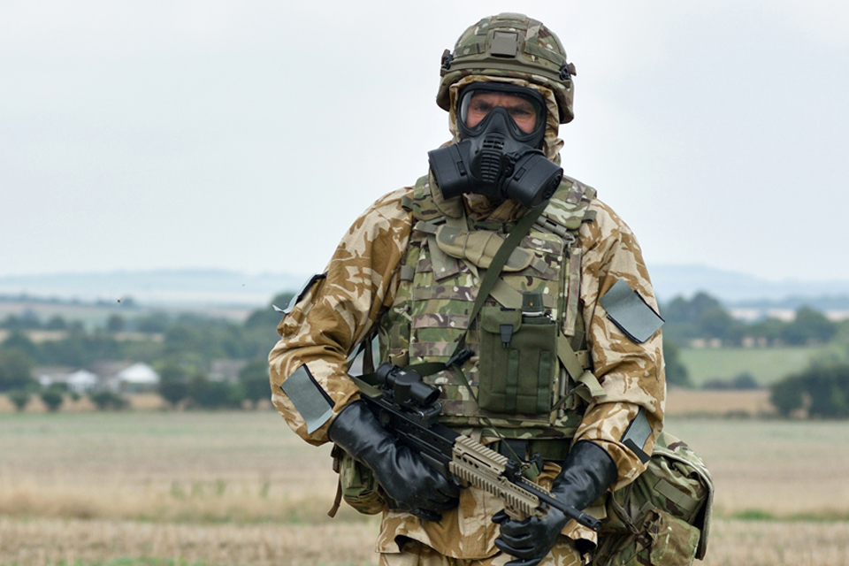 General Service Respirator. All rights reserved