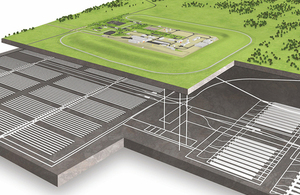 Geological Disposal Facility (GDF)