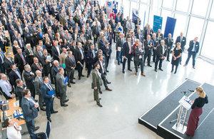 The first Sellafield Ltd Directors Forum