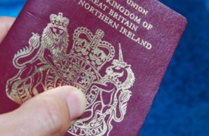 British passports.