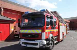 Greater Manchester Fire Rescue