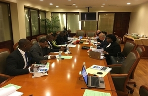 TCI Cabinet Meeting