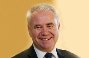 Professor Malcolm Morley OBE