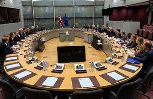 EU-UK Article 50 Negotiations