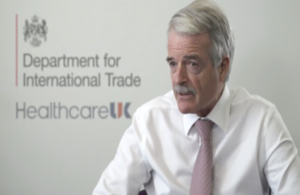 Sir Malcolm Grant, Chairman of NHS England