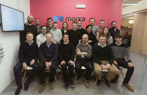 The Moixa team