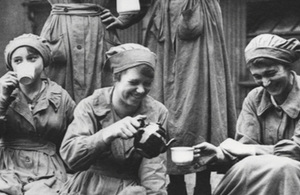WW1's women
