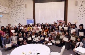 68 recipients of Chevening scholarships 2016-17 from Indonesia & Timor Leste have come back