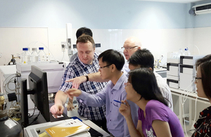Collaborative research project on non-multi-drug-resistant tuberculosis