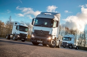 Three new HGV Â'supercabsÂ' are to take to the roads as part of a unique initiative to tackle dangerous driving on EnglandÂ's motorways and major A roads.        Highways England has announced plans to fund three new unmarked HGV cabs after a single one used by police forces across the country was...