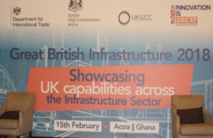 Picture of banner for GREAT British Infrastructure Forum