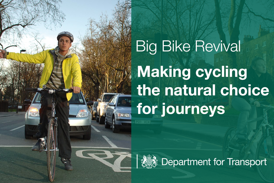 £7 million in funding announced to improve road safety and encourage more people to cycle.    Cyclists in a number of cities will benefit from a £7 million government investment in projects to improve road safety, helping create more bike-friendly areas.        The funding has been announced as...