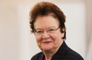 Lorraine Baldry OBE