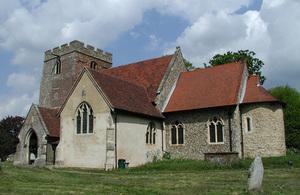 Great Maplestead Church
