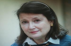 British Ambassador Thorda Abbott-Watt OBE