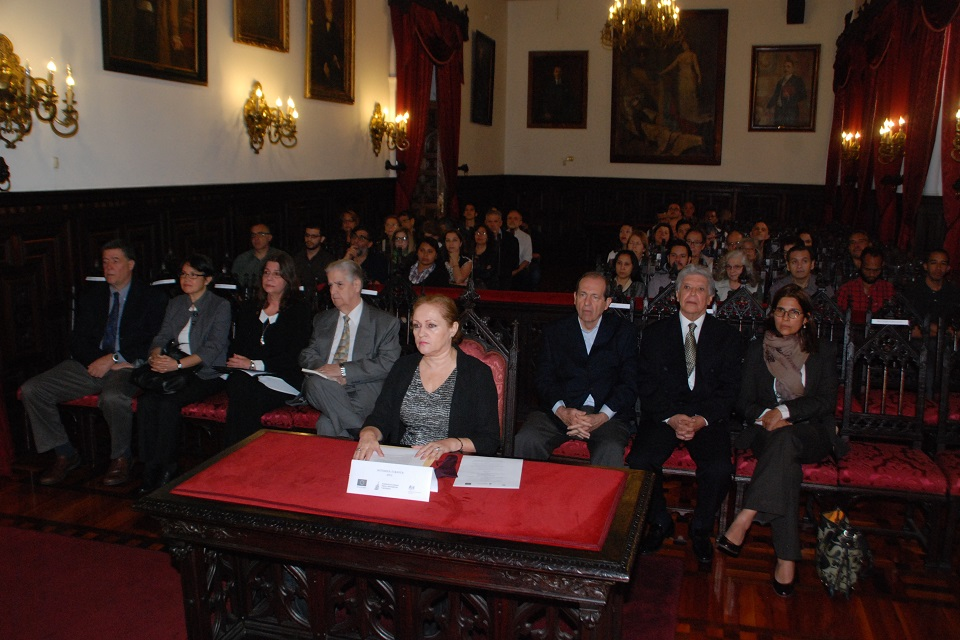 World news story: Presentation of the First Academic Report on Climate Change in Venezuela