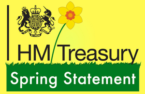 Spring Statement Logo