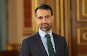 Mr Irfan Siddiq OBE
