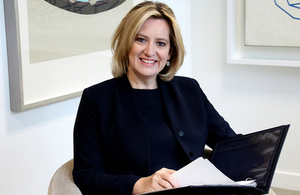 Amber Rudd, Minister for Women and Equalities