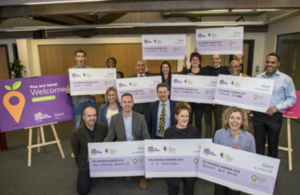 Winners of the Food Innovation Network Awards