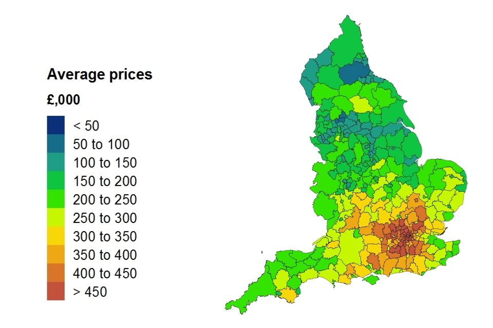 UK House Price Index England: January 2018 - GOV UK