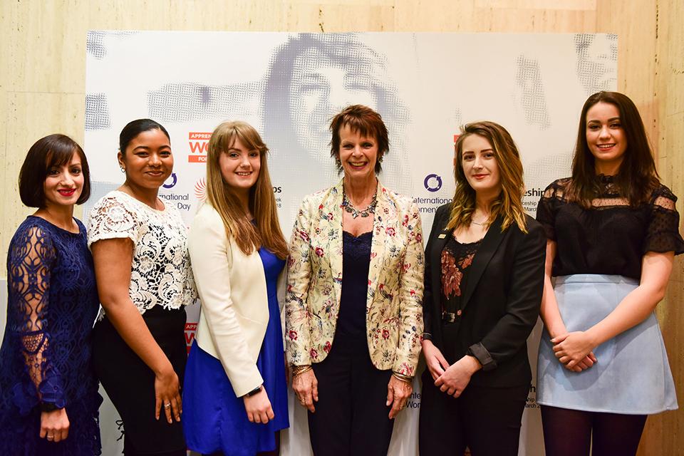 Apprenticeships work for women
