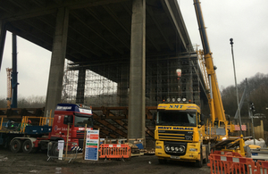 image of M2 Stockbury Viaduct