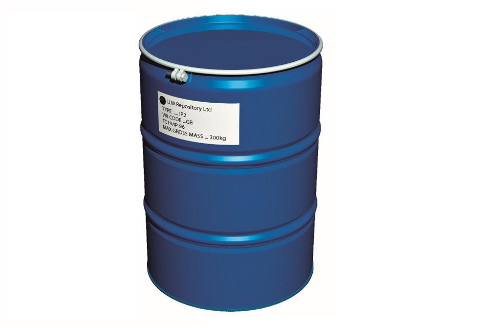 TC19 – 210 Litre IP-2 Drum (WAMAC Compatible)
