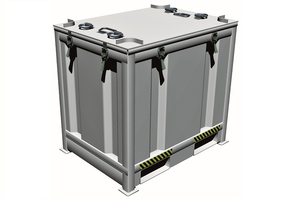 TC02 Waste Box WB4 (Quarter Size)