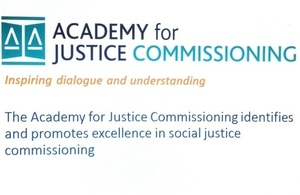 Academy for Social Justice Commissioning overview