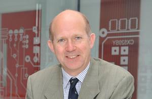 British Ambassdor to Turkey, Dominck Chilcott