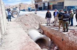Ambassador Shorter visits Arsal border town