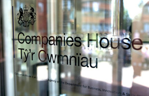 Image of Companie House logo