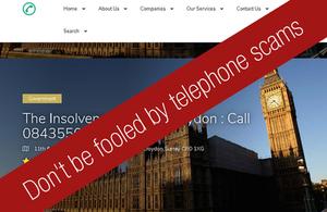 A screenshot of the rogue website