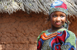 UK aid will helps to promote prosperity and stability for all. Picture: Lindsay Mgbor/DFID