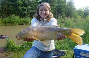 junior fishing licence sales