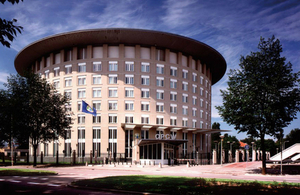 The international chemical weapons watchdog (OPCW) statement confirming the findings of the United Kingdom relating to the identity of the toxic chemical.