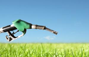 Biofuel.