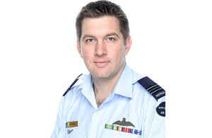 Squadron Leader Pete Mole is a Member of the Royal Australian Air Force, working in the UK as an RAF trainer