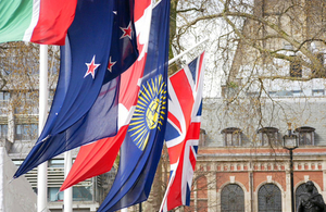 Opening of 9 new diplomatic posts across the Commonwealth.