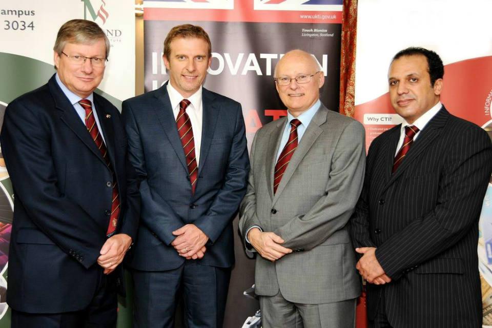 Cardiff Metropolitan University & CTI Education Group Event