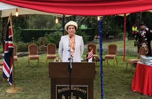 British Ambassador to Ethiopia